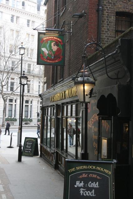 Sherlock holmes pub 031909 LR