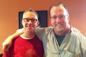 Tom Vander Well and Tom Vanderwell
