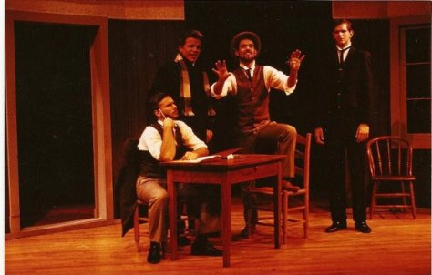 "Judson's production of Ibsen's ""An Enemy of the People"" 1984"