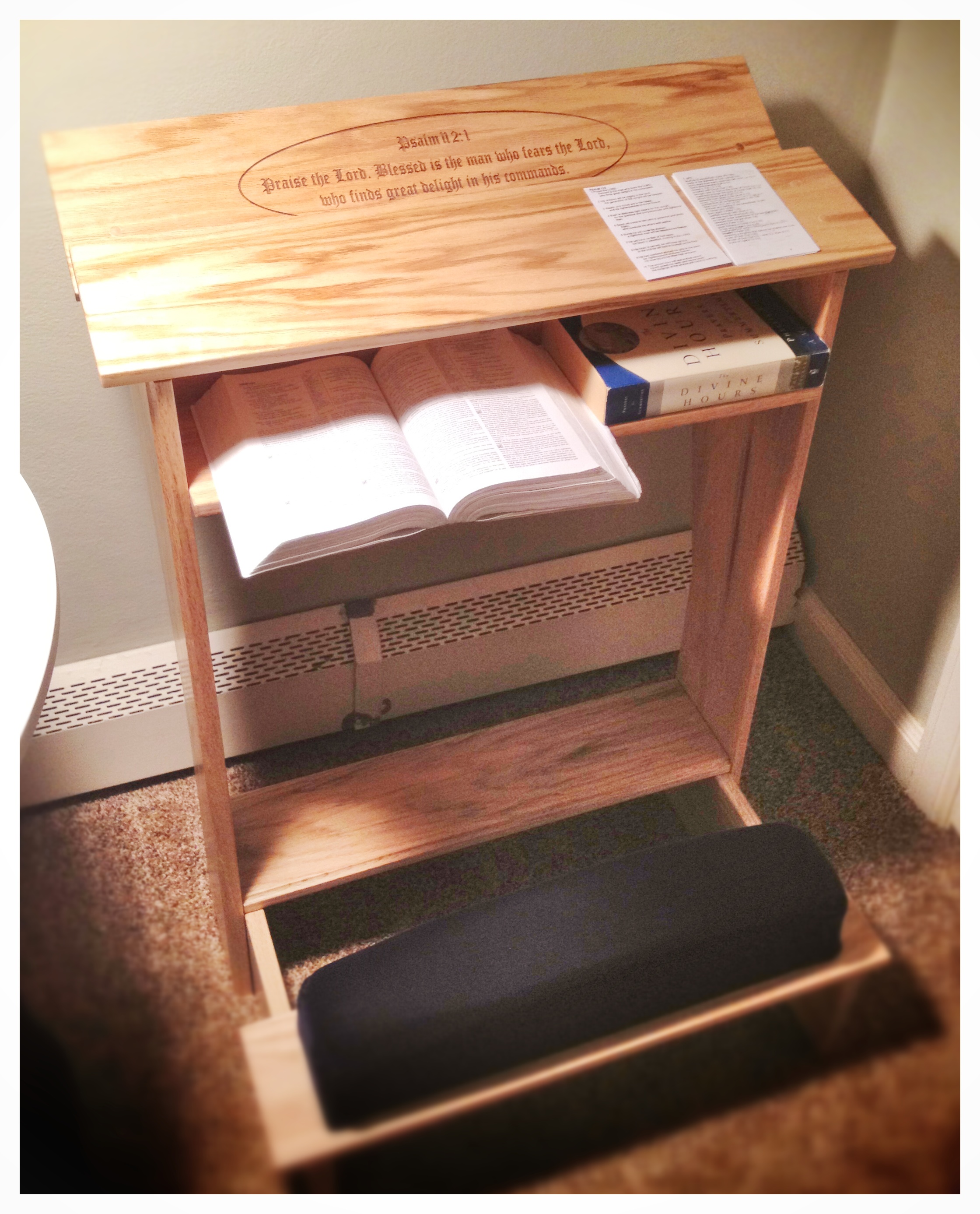 Build A House Of Prayer Fire Altar