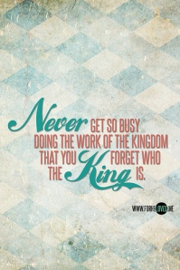 kingdom work