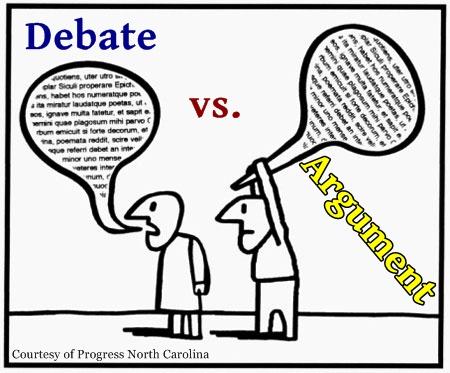 debate v argument