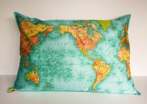 pillow globe