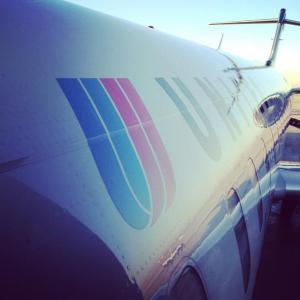 United Flight