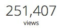 Quarter Million Views