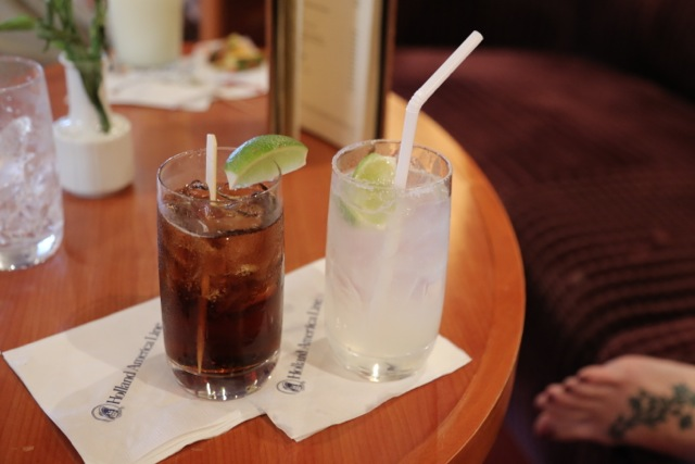 Happy Hour in the Crow's Nest Lounge
