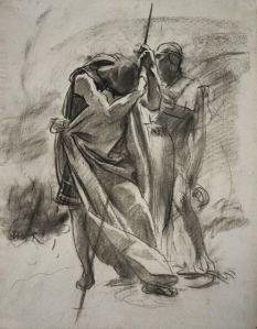 david mourns saul and jonathan