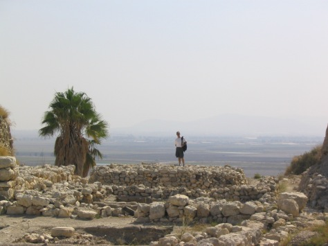 Megiddo Valley of Armageddon