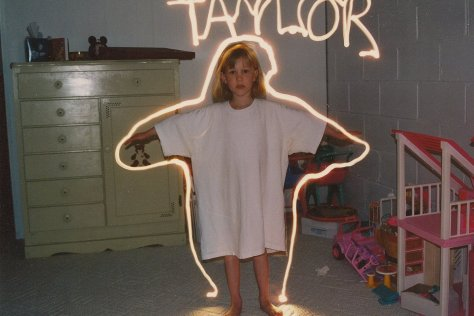 Taylor Bulb Photo Effect