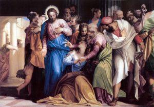 healing of mary