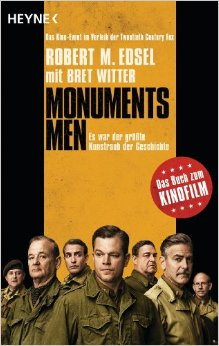 The Monuments Men Cover