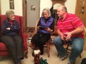 Grandma VH Grandma Bonnie Grandpa Ed