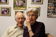2014 VW Xmas Grandma Jeanne Cry