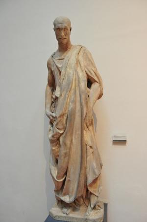 Statute of Kukky. Photo by rimski via Flickr.