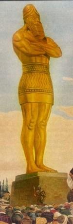 nebuchadnezzars statue