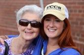 Madison and Grandma Jeanne