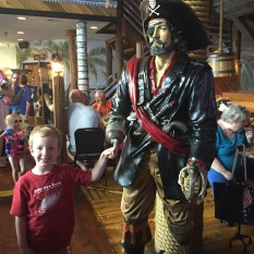 A pair o' pirates fer sure, matey!