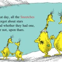 Of Sneetches and Circumcision