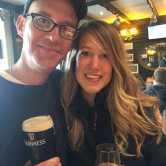 Pints at the White Hart Pub