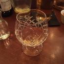 A wee taste of Caol Ila 12 year Scotch.