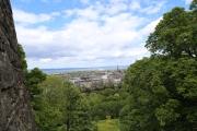 View from Edinburgh Castle.
