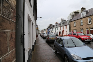The picturesque town of Doune, Scotland.