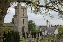 Holy Rude Church and Graveyard Stirling Scotland