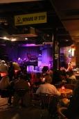 The Jazz Bar interior, Edinburgh.