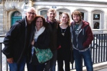 An enjoyable reunion with Jon De Haan and Gabe Spencer.