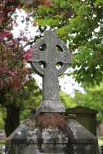 Greyfriar's Cemetery.