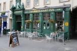 White Hart Inn Pub. One of the oldest in Edinburgh.