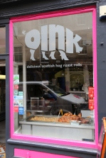 Oink on Victoria Street. Delicious Hog Roast!