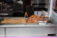 Oink on Victoria Street. Delicious Hog Roast!