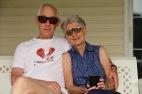 2015 06 Mom and Dad at Lake - 1