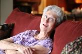 Grandma Jeanne at the Lake