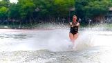 Jody Waterskiing - 1