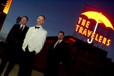 Tom Travelers Wedding