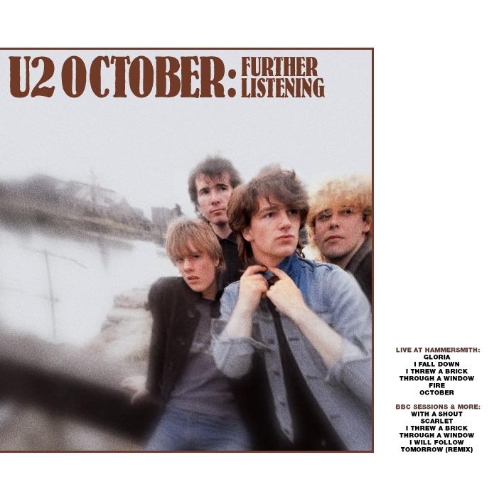 U2 October