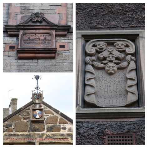 Scottish Decorative Messages