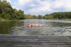 2015 09 05 Lake with Burches - 6