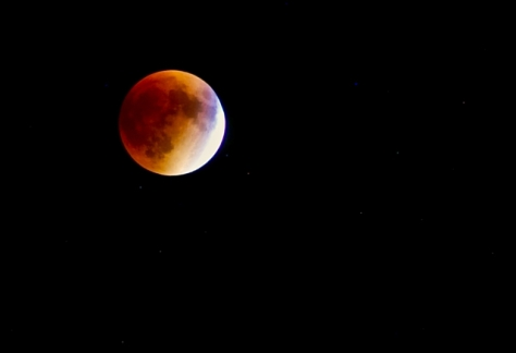 Blood Moon - 1