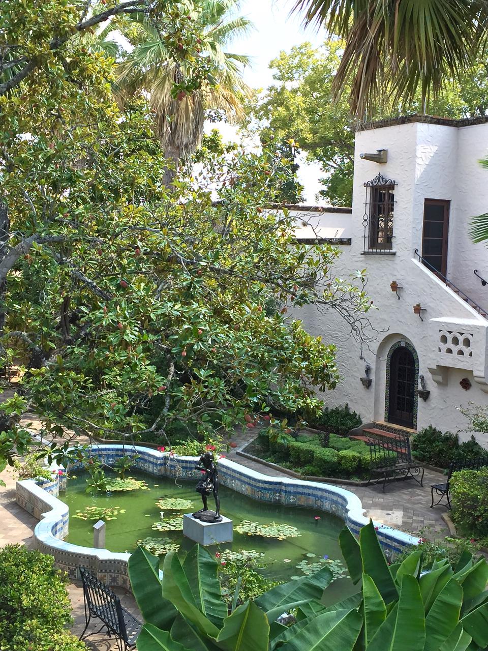 McNay Courtyard - 1