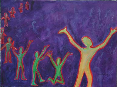 casting-off-shame-freedom-series-prophetic-art-painting