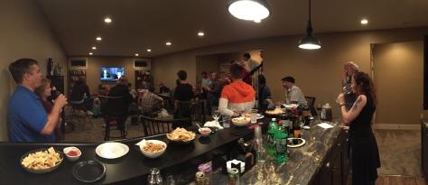 USP LWW Cast Party