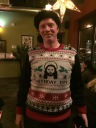 Jesus Birthday Boy Sweater