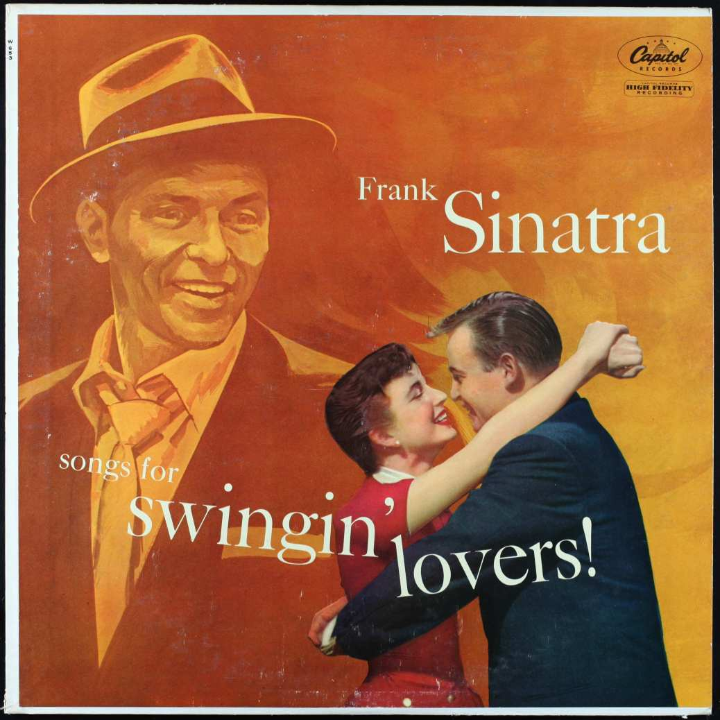 Sinatra Song for Swingin Lovers Front
