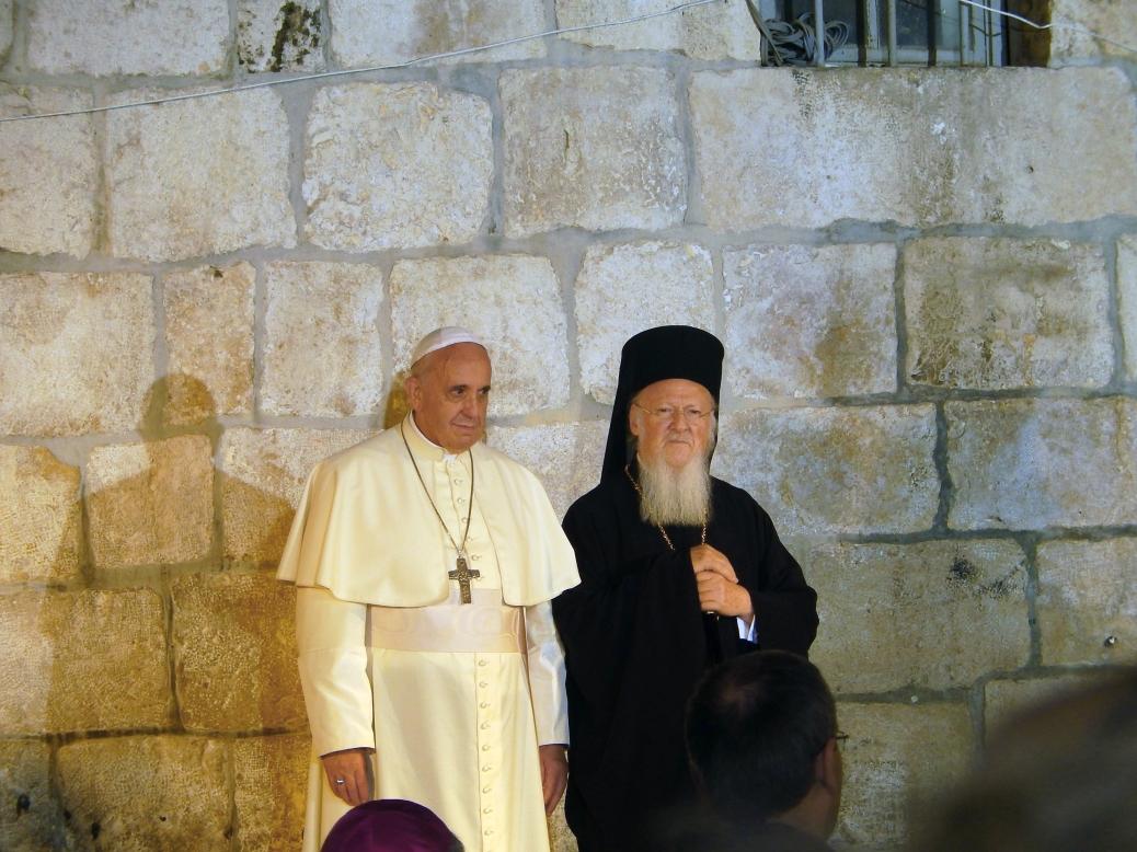 Catholic and Orthodox