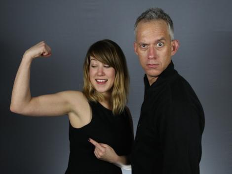 Tom and Taylor Photo Fun