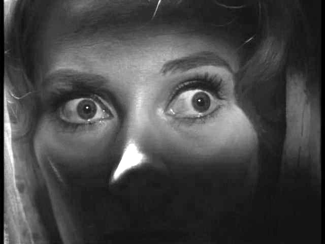 fear eyes