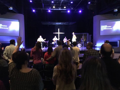 Worship in the Auditorium